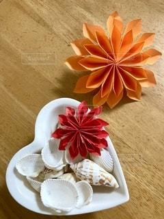 折り紙作品の写真・画像素材[3421457]
