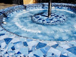 マニラショッピングモールの噴水の写真・画像素材[1315904]