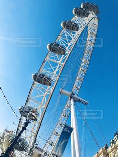 London Eyeの写真・画像素材[1365476]