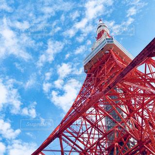 東京タワーの写真・画像素材[1395409]