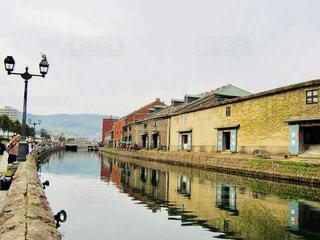 小樽運河の写真・画像素材[1410479]
