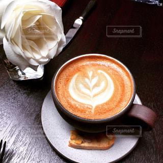 latte artの写真・画像素材[1410963]