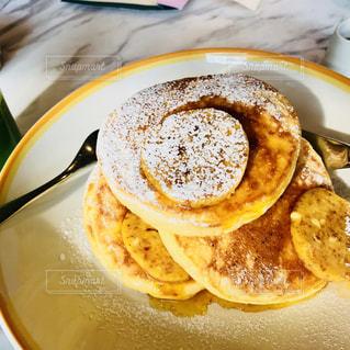 パンケーキの写真・画像素材[1464929]