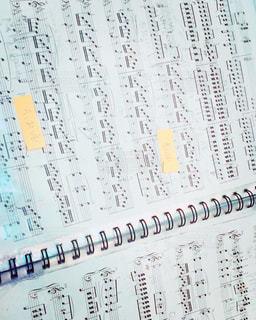ピアノ,テスト,楽譜,音楽,勉強