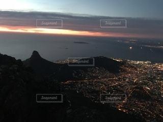 風景,夕日,お洒落,南アフリカ,ケープタウン