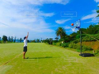 スポーツ,バスケ,運動,初島