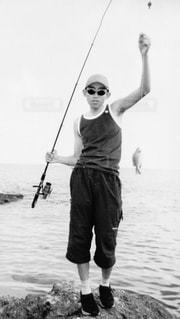 アウトドア,海,ドライブ,真夏,家族旅行,魚釣り,沖縄県,恩納村,趣味の世界,旅行記,思い出の写真