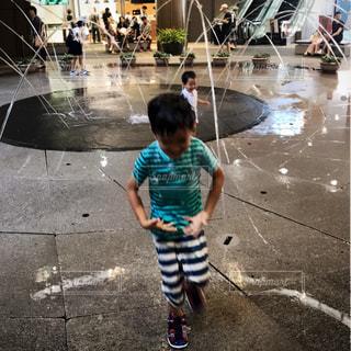 子どもの写真・画像素材[658850]