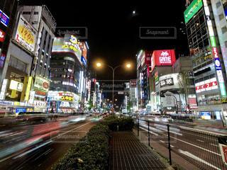 新宿歌舞伎町の写真・画像素材[1688303]