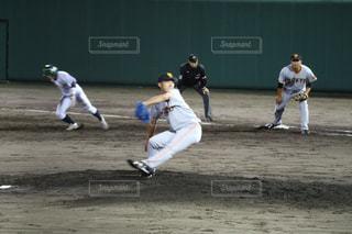 野球,ピッチャー,投球
