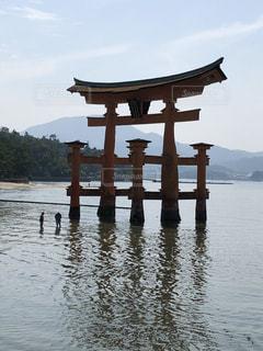 秋と言えば宮島でしょう!の写真・画像素材[1598523]