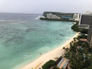 グアム タモンビーチの写真・画像素材[1321495]
