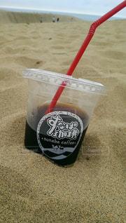 アイスコーヒー,砂丘