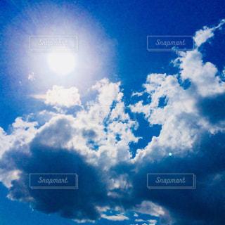 青い空の写真・画像素材[1328565]
