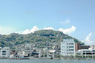雲,晴れ,青空,晴天,山,フィルム,広島,尾道,夏空,フィルム写真,くも,インスタ映え,フィルムフォト