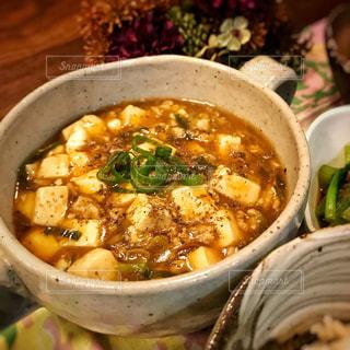 おうちごはん,食事,晩ご飯,麻婆豆腐