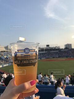 ビール,野球場,夏バテ,熱中症,熱中症対策