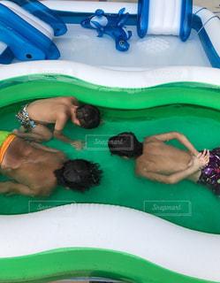 プール,水着,子供,夏休み,夏バテ,熱中症,暑い日