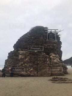 稲佐の浜の写真・画像素材[4156163]