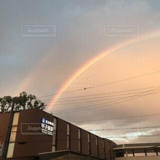 虹の写真・画像素材[4156169]