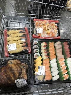 お寿司の写真・画像素材[4156222]