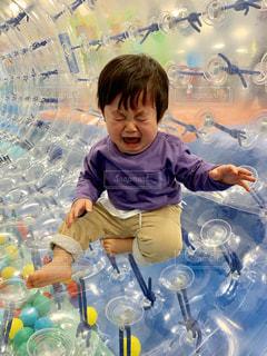 赤ちゃんの写真・画像素材[1804572]