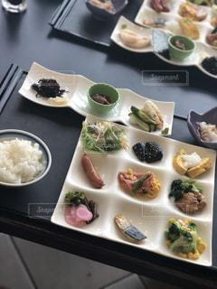 日本の朝食の写真・画像素材[1666756]