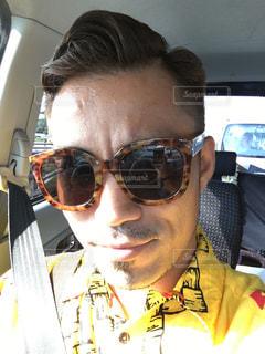 無事故無違反(*´꒳`*)シートベルトの着用❣️の写真・画像素材[1350181]