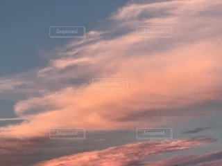 自然,空,屋外,ピンク,雲,鮮やか