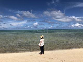 海と空の写真・画像素材[1339491]