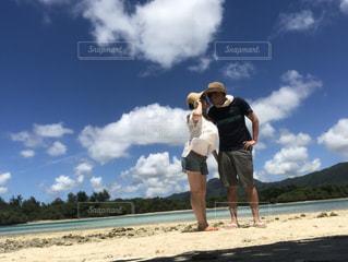 夏旅行の写真・画像素材[1344881]