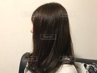 女性の髪の毛の写真・画像素材[2306857]