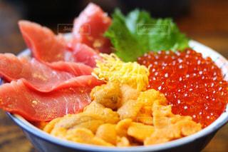 海鮮丼の写真・画像素材[2394563]