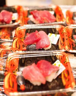 鮪のお寿司の写真・画像素材[2397385]