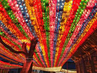 韓国ソウル・曹渓寺(チョゲサ)の写真・画像素材[1575649]