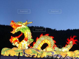 韓国プサン・三光寺にての写真・画像素材[1591476]