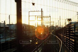 屋外,夕焼け,夕陽,フィルム,フィルム写真,フィルムフォト