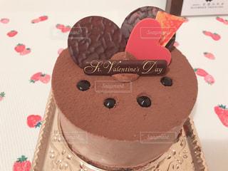 ケーキ,イベント,チョコレート,バレンタイン,好き,バレンタインデー,自分用,買った,贅沢食い