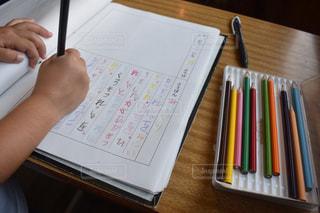 文字,ノート,手書き,日記