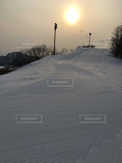 夕日の写真・画像素材[375291]