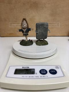 体重計の写真・画像素材[2318228]