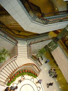 建物,階段,床,人,中国,上海,上海博物館