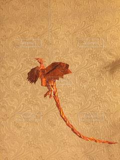 1枚の折り紙からの写真・画像素材[1457110]