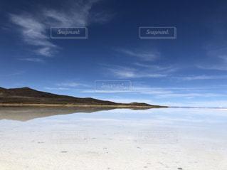 ウユニ塩湖の写真・画像素材[1829978]