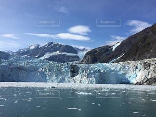 アラスカクルーズの写真・画像素材[2455230]