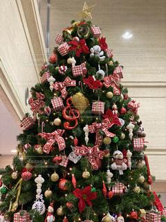 クリスマスツリーの写真・画像素材[2822668]