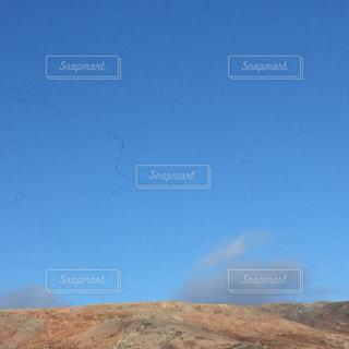 山のクローズアップの写真・画像素材[2994406]