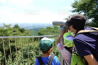 高尾山登山の写真・画像素材[1404231]