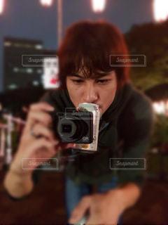 男性の写真・画像素材[320203]