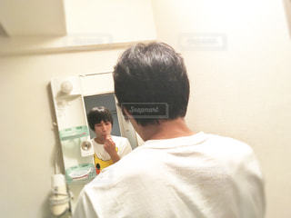 歯磨きタイムの写真・画像素材[794774]